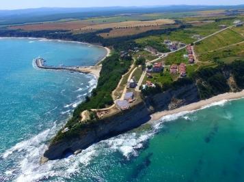 Забележителност и места за забавления на море